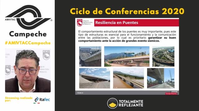 Tecnología y resiliencia de puentes