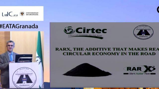 RARx: Circular economy on the road