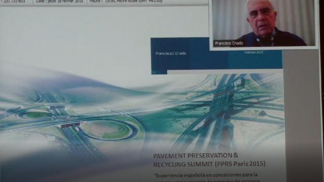 Mejora y mantenimiento de una red de autopista inicial: la experiencia española