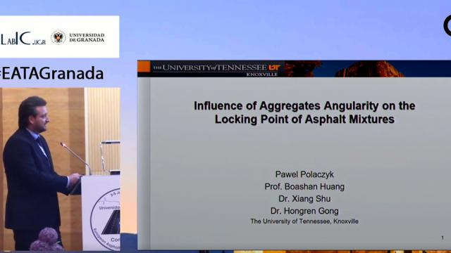 Influence of Aggregates Angularity on the Locking Point of Asphalt Mixtures