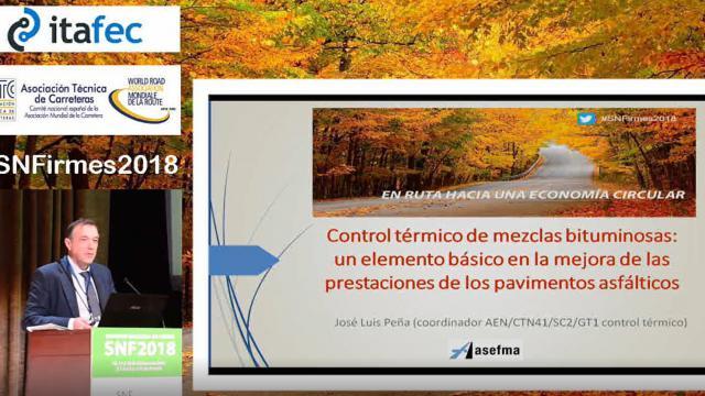 Control térmico de mezclas bituminosas: un elemento básico en la mejora de las prestaciones de los pavimentos asfálticos