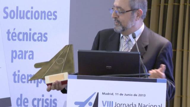 Entrega de Distinción a Jacinto García Santiago