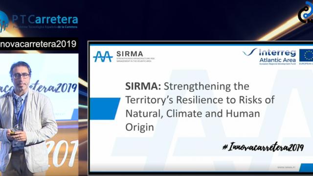 Presentación de tres proyectos: SIRMA, SAFEWAY y NMBP-36-2020