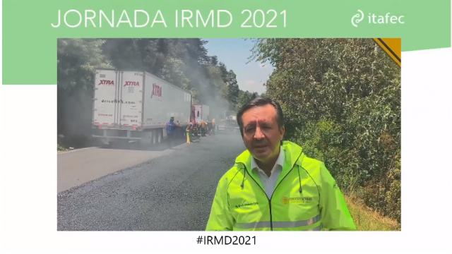 Buenas practicas ambientales en la conservación de carreteras en México